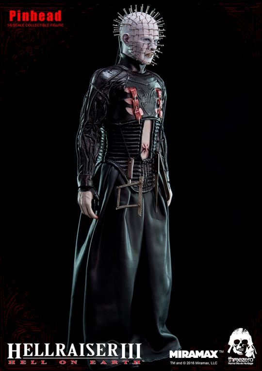 Hellraiser III : Hell on Earth - Pinhead