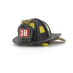 Casque de pompier Américain #38
