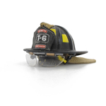Casque de pompier Américain T-6