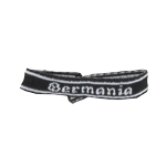 Germania Cuff Title (Black)