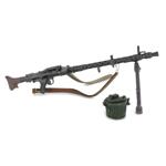 MG34 avec bretelle & bande de cartouche