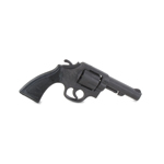 Revolver Colt with Speedloader (Black)
