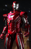Iron Man 3 - Mark XXXIII Silver Centurion