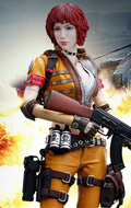 Wefire Of Tencent Game - Fourth Bomb Female Mercenary Heart King