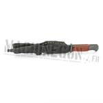 98K Bayonet with Scabbard (Black)