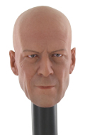 Headsculpt Bruce Willis