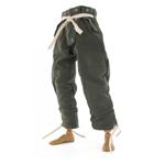 Pantalon matelassée 1er hiver vert non réversible