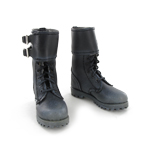 M52 French combat boots