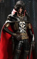 Space Pirate Captain Harlock - Captain Harlock