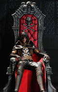 Space Pirate Captain Harlock - Captain Harlock with Throne of Arcadia