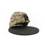 USMC LWH helmet w/ marpat cover
