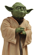 Star Wars - Tirelire Vynil Yoda