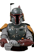 Star Wars - Boba Fett Bust Vinyl Bank