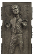 Star Wars - Tirelire Vynil Han in Carbonite