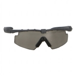 SI Frame 2.0 Ballistic Glasses (Black)