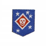 Marine Raiders MARSOC MSOT Patch (Blue)