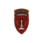 Afghan Commando Patch (Red)