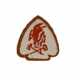 NSWDG Red Squadron The Tribe Patch (Beige)