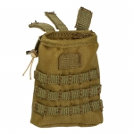 Roll Up Dump Pouch (Coyote)