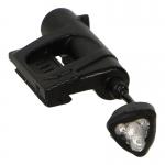 MPLS Helmet Light (Black)