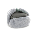 Fur Hat (Grey)