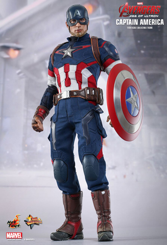 Avengers : Age Of Ultron - Captain America
