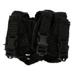 40mm Grenades Triple Pouches (Black)