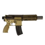 5,56mm HK 416 22 Lr Assault Rifle (Coyote)