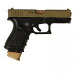 9mm Glock 19 Pistol (Coyote)