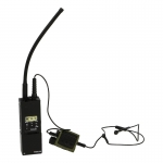 PRC-148 Radio with QuietPro PTT and In-Ear Headset (Black)
