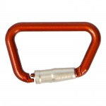 D-Ring Carabiner (Red)