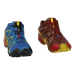 Salomon Speedcross 1 Trail Shoes (Blue)