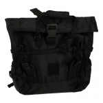 Dobby 305D 2 Way Courier Bag (Black)