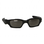 SI Straight Glasses (Black)