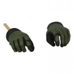 Mains gantées Mechanix (Olive Drab)