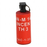 AN-M14 TH3 Incendiary Grenade (Red)