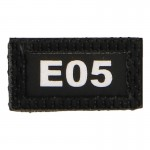 Patch IR E05 (Noir)
