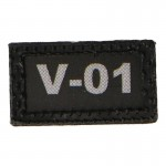 V-01 IR Patch (Black)