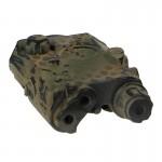 Désignateur laser AN/PEQ 15 (Peau de serpent)