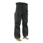 Pantalon tropical OG-107 3ème modèle (Noir)