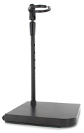 Accessories storage display stand (Black)