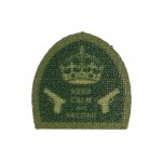 Patch Protect The Crown (Vert)