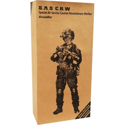 S.A.S C.R.W Special Air Service Counter Revolutionary Warfare - Assaulter (Green Wolf Gear Exclusive)