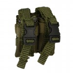 Double Flashbang Pouch (Olive Drab)