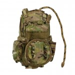 Beavertail Modular Assault Pack with PRC Yote (Mutlicam)