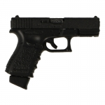 Glock 19 9mm Pistol (Black)