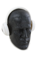 Casque audio (Blanc)