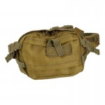 1528L Medical Fanny Pack Kit Pouch (Coyote)
