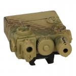 DBAL-A2 Dual Beam Aiming Laser (Snake Skin)