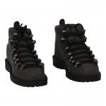 Chaussures de montagne en daim (Gris)